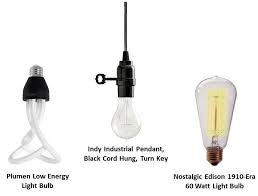 industrial pendant vintage light bulbs grace new la eatery