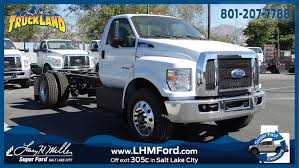 New 2019 Ford F-650 Diesel Stock #69007 For Sale | Salt Lake City UT ...