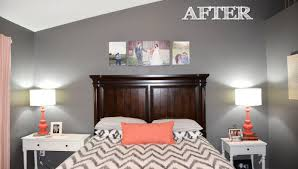 Coral Color Decorating Ideas by Bedroom Mesmerizing Grey Coral Bedroom Gray And Coral Bedroom
