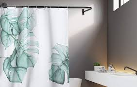 the best shower curtain rod options for the bathroom in 2021