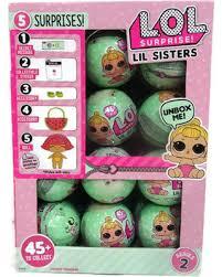 24Pcs LOL Surprise Lol Dolls Lets Be Friends Series 24Balls New In Box