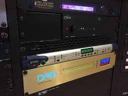 CSMusic One Of The Premier K Pop Studios In Seoul Have Recently Upgraded Clocking Infrastructure For Both A And B Rooms At Facility With MUTECs
