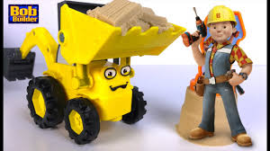 100 Bob The Builder Trucks BOB THE BUILDER MASH AND MOLD SCOOP THE BACKHOE DIGGER MIGHTY