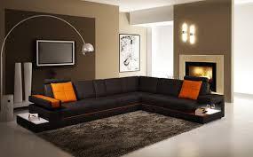 moderne wohnzimmer ecksofa ledersofa mit beleuchtung sofa couchen leder