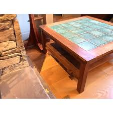 mosaic tile outdoor coffee table tile coffee table outdoor zellige