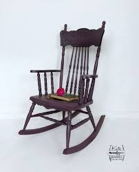 Vintage Black Cherry Rocking Chair In 2019 | Painting Ideas ... Painted Vintage Rocking Chair Dark Bluepainted Slatback Armed Sale 15 Best Paint Colors For Small Rooms Pating Antique Spinet Below Fitted Bookcase In Cottage Living Room Update A Nursery Glider The Diy Mommy Shabby Chic Blue Painted Rocking Chair Fredericia Fniture Stingray Design Adirondack Flat Shine Company 4332dg Vermont Green Lincombe Teak Hardwood Garden With Cushion Complete Guide To Buying Polywood Blog