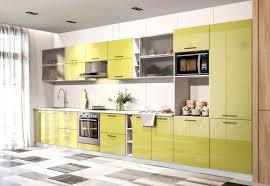 küche hochglanz grün ohne geräte xavien