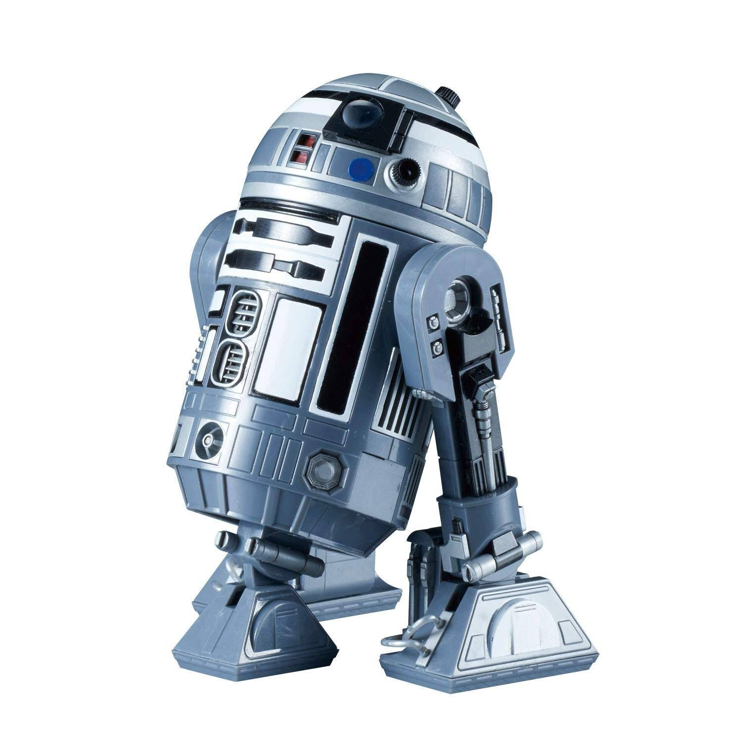 Star Wars R2-q2 1/12 Plastic Model Bas5057710 4573102577108 Bandai