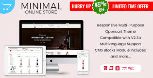 Best Responsive OpenCart Theme Features Is Approx 25 Ready Shortcodes With Page Builder Mega Menu