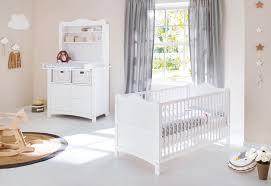 pinolino florentina 2 tlg babyzimmer set weiß breit inkl regalaufsatz