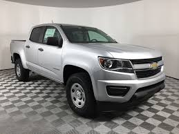 New 2018 Chevrolet Colorado Work Truck 4D Crew Cab In Oklahoma ... New 2017 Chevrolet Silverado 2500hd Work Truck Extended Cab Pickup 2018 Colorado 4d Crew In Oklahoma 2016 Reviews And Rating Motor Trend 1500 2wd 1435 Regular 4wd Reg 1190 At 2010 Traverse City Mi Chevrolet Silverado 3500hd