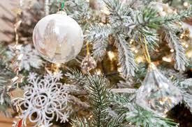 Flocking Christmas Tree Kit by How To Flock A Christmas Tree Petal Talk