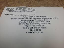 Halloween City Corpus Christi Hours by Fallas Discount Stores Corpus Christi Tx 78418 Yp Com