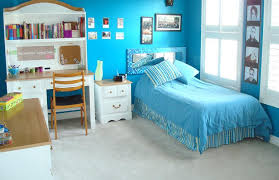 Girls Top Neon Teenage Bedroom Ideas For With Cool Blue