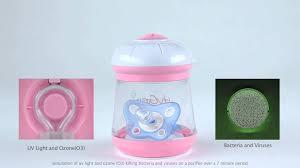 Uv Sterilizer Cabinet Uk by Hygenie Portable Uv Sanitizer Sterilizer Youtube