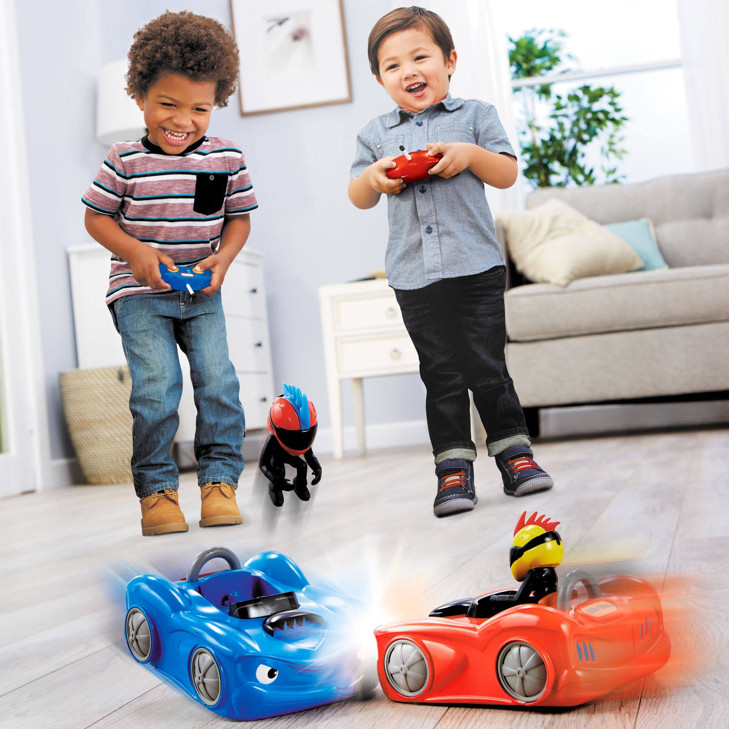 Little Tikes RC Bumper Cars Set