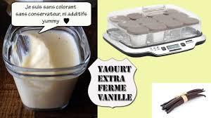 faire des yaourts maison yaourtière multidélice seb recette yaourts ferme à la