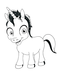 Printable Unicorn Rainbow Coloring Pages The Last Cartoon