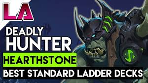 tier 1 midrange hunter best ladder decks in hearthstone season