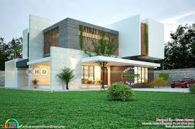100 Contemporary Home Designs Green Friendly Nature Home Kerala Home Design