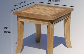Modern Patio And Furniture Medium Size Orange Outdoor Side Table Tall Teak Coffee End Tables Outdoors