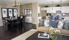 Living Room Dining Combo Floor Plan