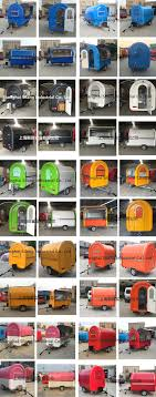 Silang Blue Multifunction Used Food Trucks Multi-functional Food ...