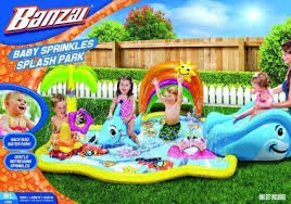 Step2 Rain Showers Splash Pond by 10 Best Outdoor Water Toys For Toddlers To Have Fun In The Sun