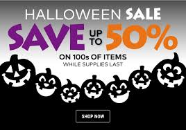 Halloween Express Omaha Locations by Oriental Trading Company No Tricks Just Scary Good Savings On