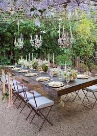 Patio Dining Sets Under 1000 by Stylish Outdoor Dinner Table 25 Best Ideas About Outdoor Dining