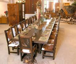 Large Dining Room Table Seats 12 Big Plans Heals Round Incredible