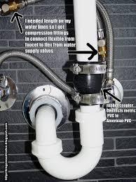 ikea sink plumbing hack sinks faucet and hacienda style