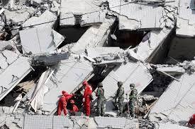 100 Apartments In Taiwan Builder Of Collapsed In Earthquake Held Time