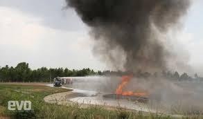 100 Airport Fire Truck Rosenbauer Fire Truck Demo At Bengaluru Airport Mock Drill