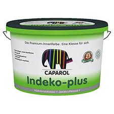 caparol indeko plus 5 liter weiß de baumarkt