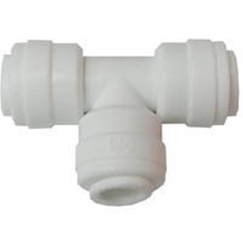 Watts Pl-3003 Push Tee - 1/4''