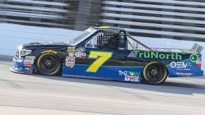 100 Jayski Trucks 2018 NASCAR Camping World Truck Series Paint Schemes Team 7