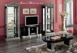 design tv wohnzimmer esszimmer stilmoebel italien klassik