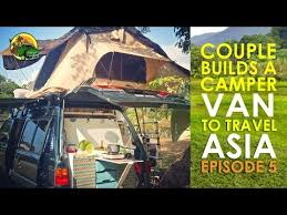 S1 EP 5 Van Life Cost Of Campervan Conversion MALAYSIA