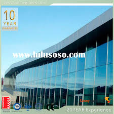Unitized Curtain Wall Manufacturers by Double Curtain Wall Double Curtain Wall Manufacturers In Lulusoso
