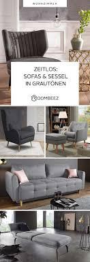 polstermöbel in grau zeitlose sofas und sessel otto