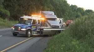 Tow Truck Driver Badly Hurt While Working At I-81 Crash Scene | WNEP.com Tow Truck Driver Killed On Kliprivier Drive Comaro Chronicle Accident Crime Scene Invesgation Car Engine Ejection Loading Broken On A Truck Road Aerial View Stock Photo Hog Causes Delays Local News Newspressnowcom Towing Wikipedia In Critical Cdition After Crash I44 Near 247 Car Bike Breakdown Recovery Transport Tow Truck Services Accident Trailer Rollover Tow Helps Hd 2423 Hi Res Crashes Us 30 Workers Cleaning Wreckage From Traffic Highway Injured Responding To Le Mars Kmeg