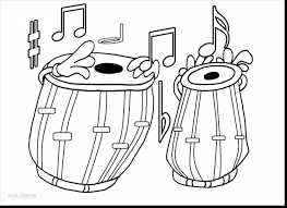 Incredible Music Notes Coloring Pages With And Free Printable