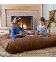 I kind of love this Versatile Oversized Floor Pillow The whole