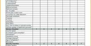 Maintenance Schedule Template Excel Grounds