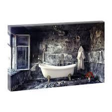 wandbild kunstdruck bild auf leinwand badezimmer deko poster