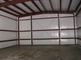 Metal Building Insulation Options & Prices