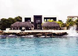 Kas Dorrie Bonaire Caribbean Waterside Modern