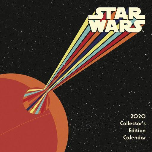 Star Wars 2020 Collector's Edition Calendar - Trends International