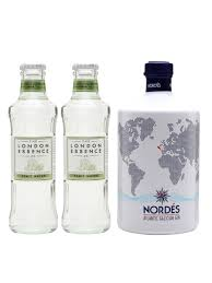 100 Nordes Gin Gin Gin Gins Of The World Gin Tonic